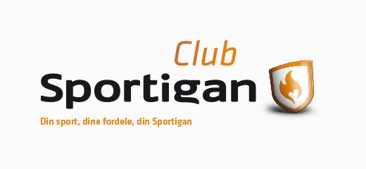 Club Sportigan logo - link til sportigan
