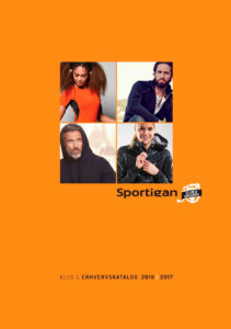Sportigan erhvervskatalog