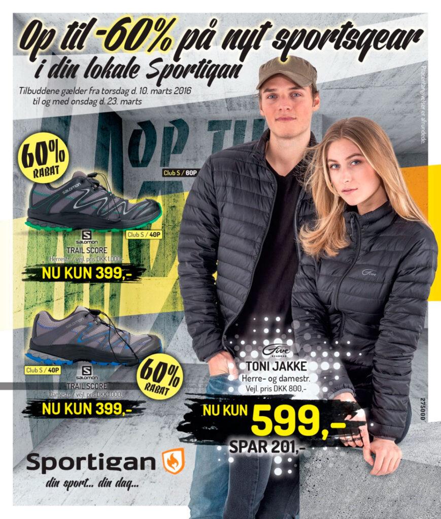 Sportigan katalog uge 10 2016