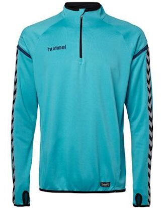 Hummel Træningstrøje Authentic Charge Training Sweat Scuba Blue Herre