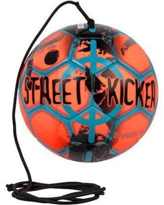 Select Fodbold Street Kicker Orange-Blå Unisex