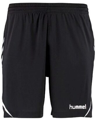 Hummel polyester shorts Authentic Charge sort børn