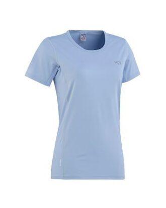 Kari Traa Nora Tee T-shirt Lyseblå Dame