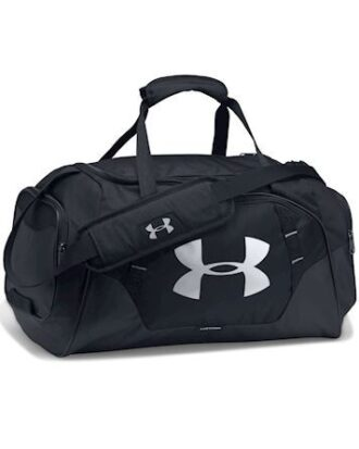 Under Armour Taske Undeniable 3.0 Duffel Bag Sort Unisex