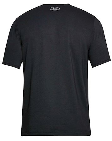 Under Armour T-shirt Under Armour Boxed Black Herre 1