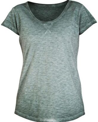 Blue Sportswear Juana SS Tee T-shirt Grøn Dame