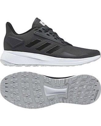 Adidas Duramo 9 Sneakers Sort-Hvid Dame