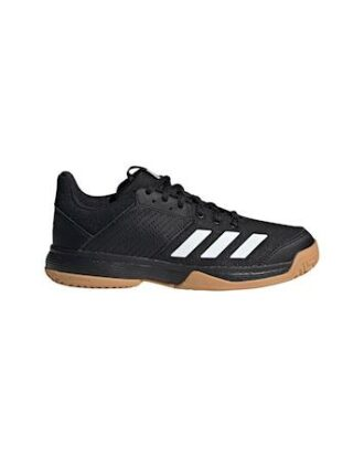Adidas Ligra 6 Youth Indendørssko Sort Børn