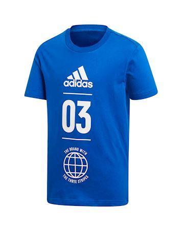 Adidas Sid Tee T-shirt Blå Børn