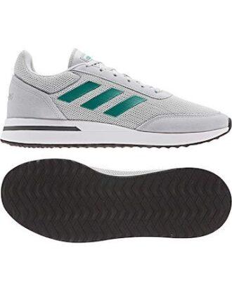 Adidas Run70S Sneakers Grå-Grøn Herre