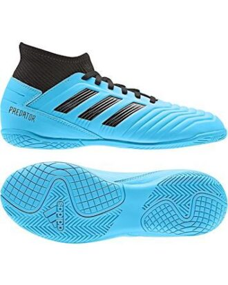 Adidas PREDATOR 19.3 IN Indendørssko Lyseblå-Sort Børn