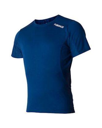 Fusion C3+ Løbe T-shirts Blå Herre