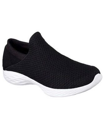 Skechers Fritidssko You Sort-Hvid Dame