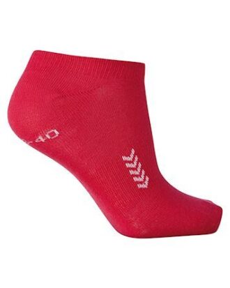 Hummel Ankle Sock 5 par Ankelstrømper Pink Unisex