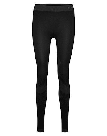 Hummel First Seamless Baselayer Tights Sort Dame