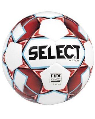 Select Fodbold FB Match Hvid-Rød-Blå Unisex