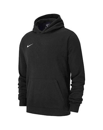 Nike Y HOODIE PO FLC TM Trøje Sort Børn