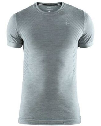 Craft T-shirt Fuseknit Comfort RN SS M Lysegrøn Herre