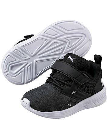 Puma Sneakers Comet V Inf Sort Dreng