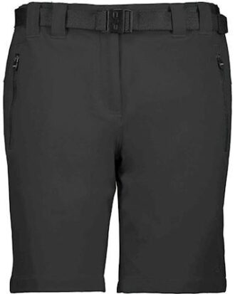 CMP 4-Way Stretch Bermuda Shorts Grå Dame
