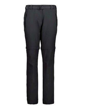 CMP Zip Off Pant  Bukser Sort Dame