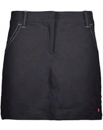 CMP Skirt 4-Way Stretch Nederdel Grå Dame