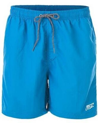 Cruz Eyemouth Basic shorts Badebukser Blå Herre
