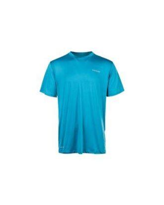 Endurance Kulon M S/S Performance Løbe Tee T-shirt Blå Herre