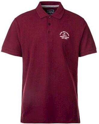 Fort Lauderdale Simon polo T-shirts Bordeaux Herre