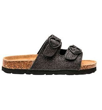 Zig Zag Messina Cork sandal Sandaler Sort Børn