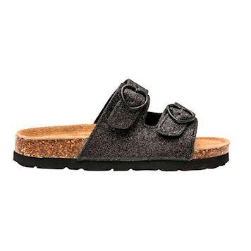 Zig Zag Messina Cork sandal Sandaler Sort Børn