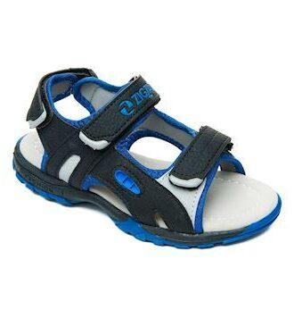 Zig Zag Bassano Open sandal Sandaler Sort Børn
