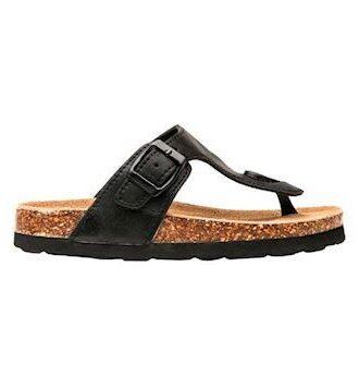 Zig Zag Booneville Cork sandal Sandaler Sort Børn