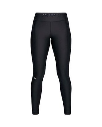 Under Armour UA HG ARMOUR Tights Sort Dame