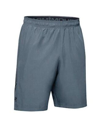 Under Armour WOVEN GRAP Shorts Sort Herre