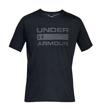 Under Armour Team Issue Wordmark SS T-shirt Sort Herre