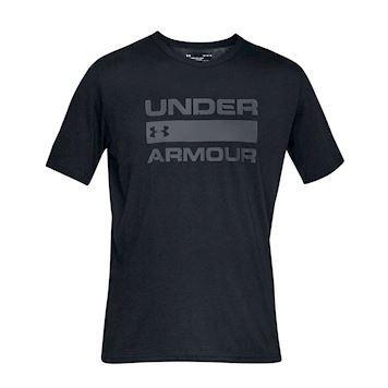 Under Armour Team Issue Wordmark SS T-shirt Sort Herre
