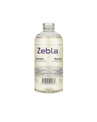 Zebla 500 ML Dunvask Klar vask