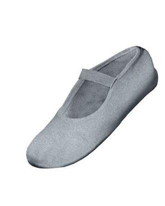 Carite Shimmer Shoe Gymnastiksko Grå Pige
