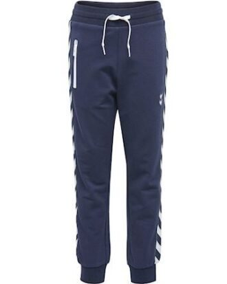 Hummel Buks HMLLiam Pants Navy Dreng