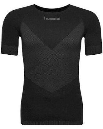 Hummel Undertrøje First Seamless Jersey S/S Sort  Herre