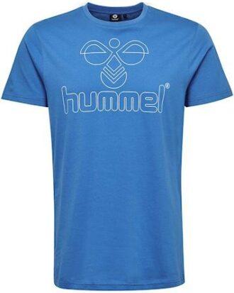 Hummel T-shirt Ethan T-Shirt Blå Herre
