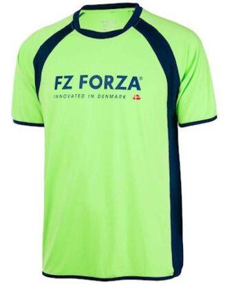 Forza badmintontrøje Till grøn herre