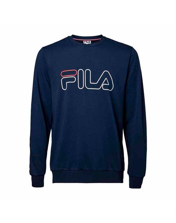 "Fila Sweater ""Rocco"" Trøje Mørkeblå Herre"