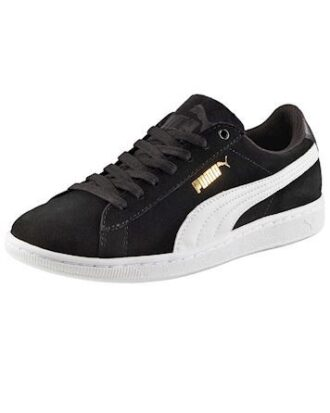 Puma Sneakers Vikky Sort Dame