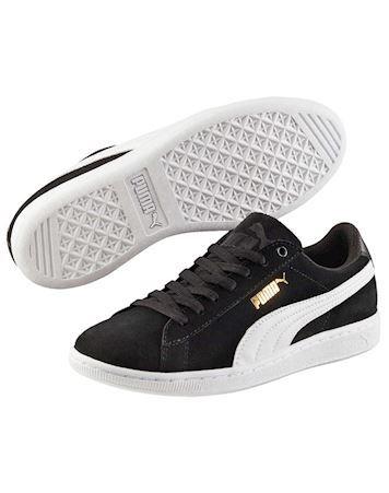 Puma Sneakers Vikky Sort Dame 1