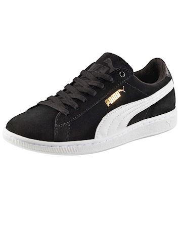 Puma Sneakers Vikky Sort Dame