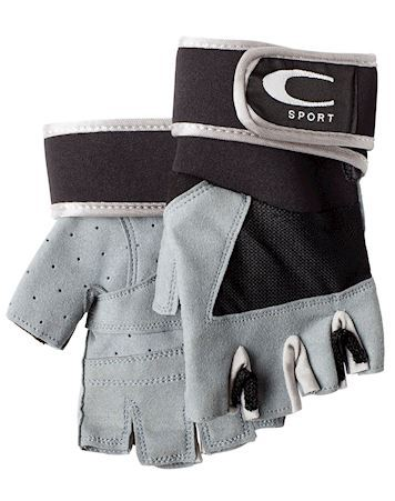 Carite C-Sport Mens Fitness Glove Træningshandske Grå Herre