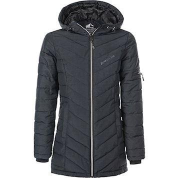 Whistler Vinterjakke Pascagoula Jr. Girl Pro-Lite Jacket Sort Pige