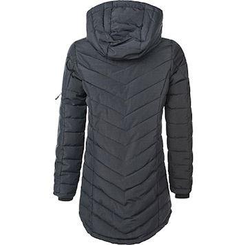 Whistler Vinterjakke Pascagoula Jr. Girl Pro-Lite Jacket Sort Pige 1